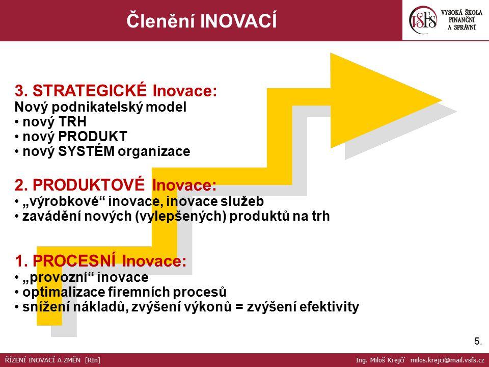 26.Tržní potenciál nespojité inovace. 1) Může realizace nápadu vést ke vzniku nového trhu.