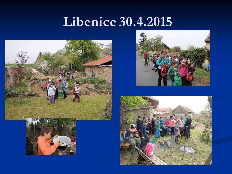 Libenice 30.4.2015