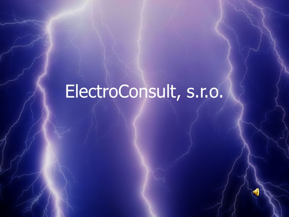 ElectroConsult, s.r.o.