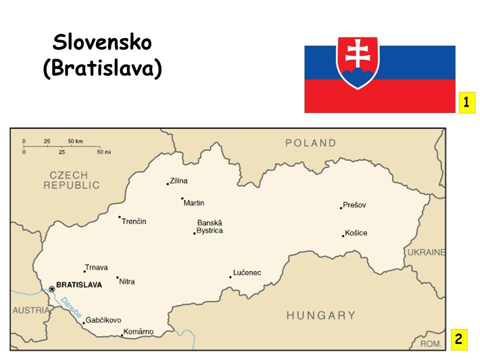 Slovensko (Bratislava) 2 1