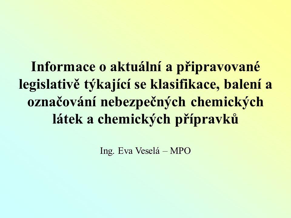 Vyhláška č.369/2005 Sb., je novelou vyhlášky č.