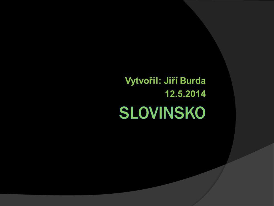 Vytvořil: Jiří Burda 12.5.2014