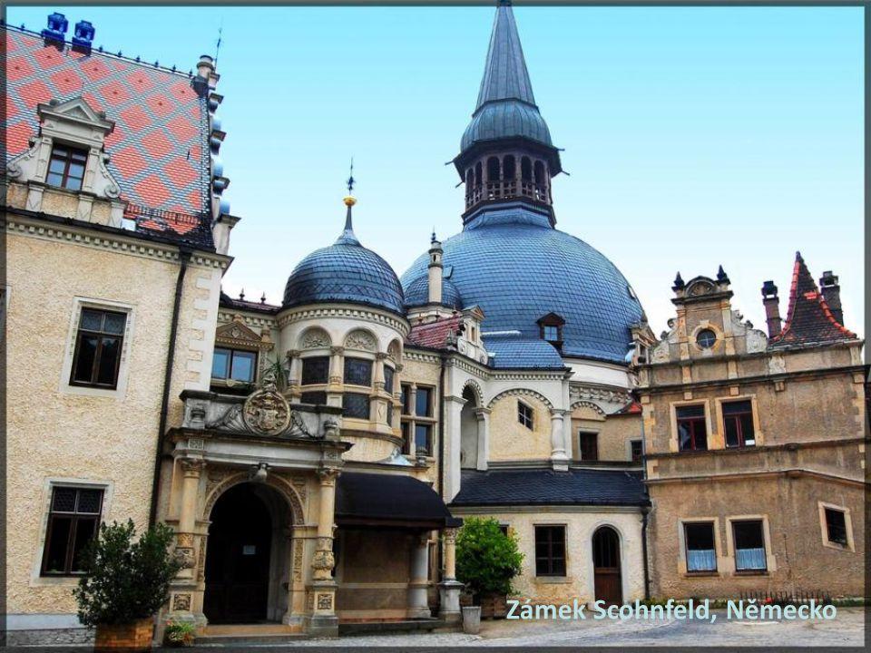 Zámeček Sanssouci, Německo