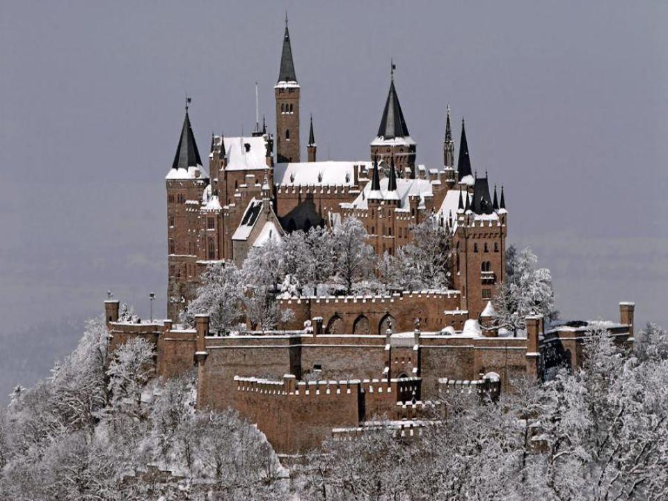 Hrad Hohenzollern, Německo