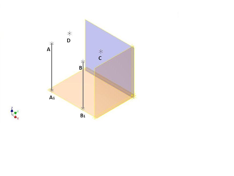 A B C D A1A1 B1B1