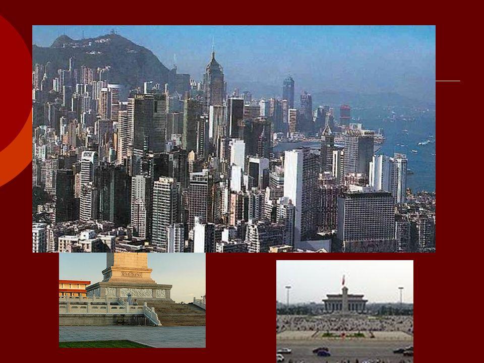 ZÁKLADNÍ INFORMACE  Hlavní město: Peking