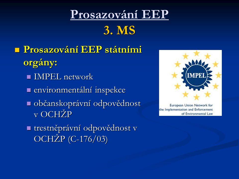 3. MS Prosazování EEP 3.