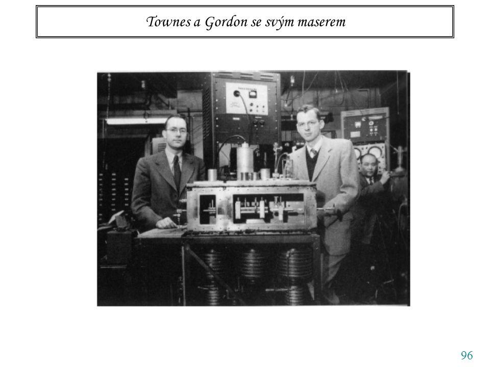 96 Townes a Gordon se svým maserem