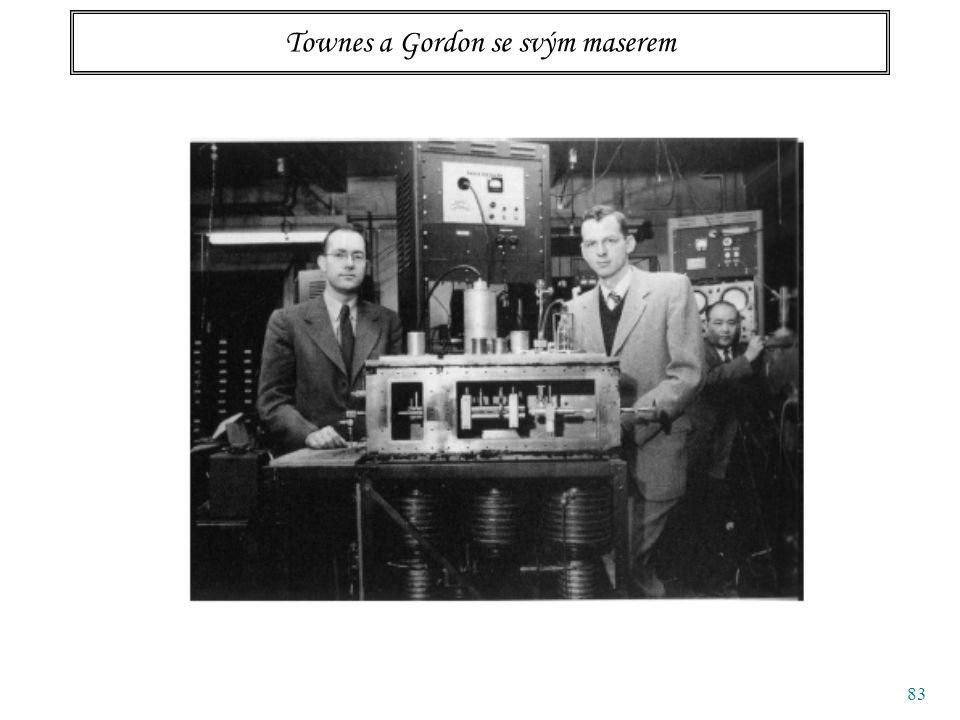 83 Townes a Gordon se svým maserem
