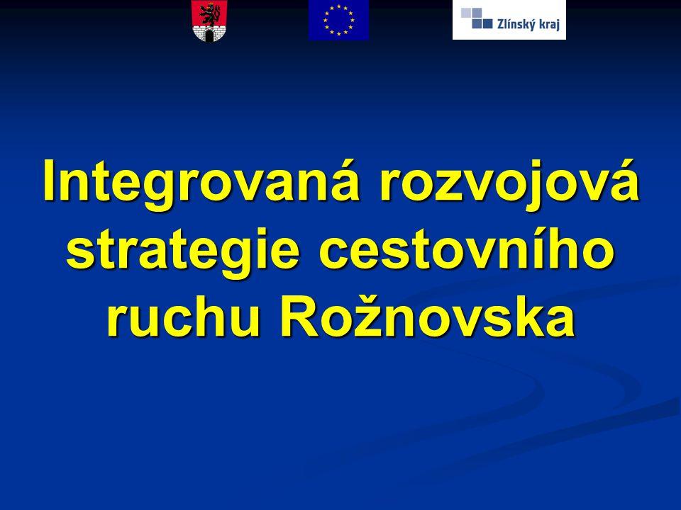 Integrovaná rozvojová strategie cestovního ruchu Rožnovska