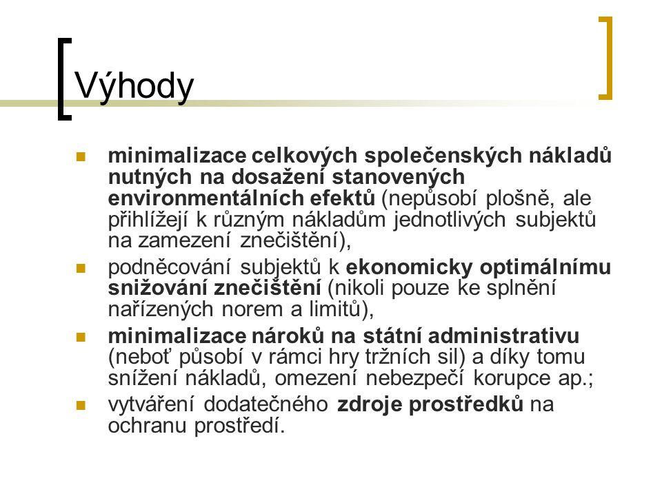Emisní poplatky poplatky za vypouštění odpadních vod povrchových a podzemních (dva různé poplatky)  upraveny ve vodním zákoně č.