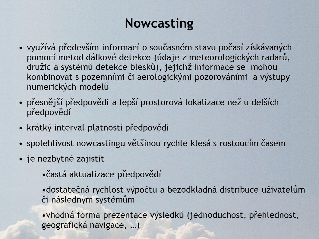 Nowcasting