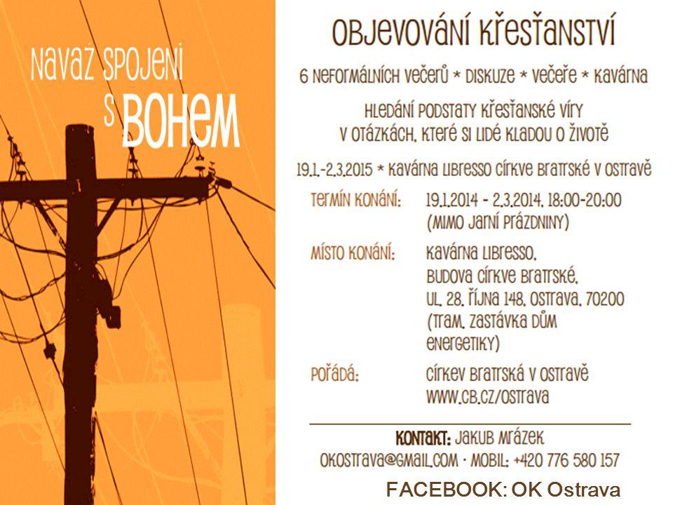 FACEBOOK: OK Ostrava