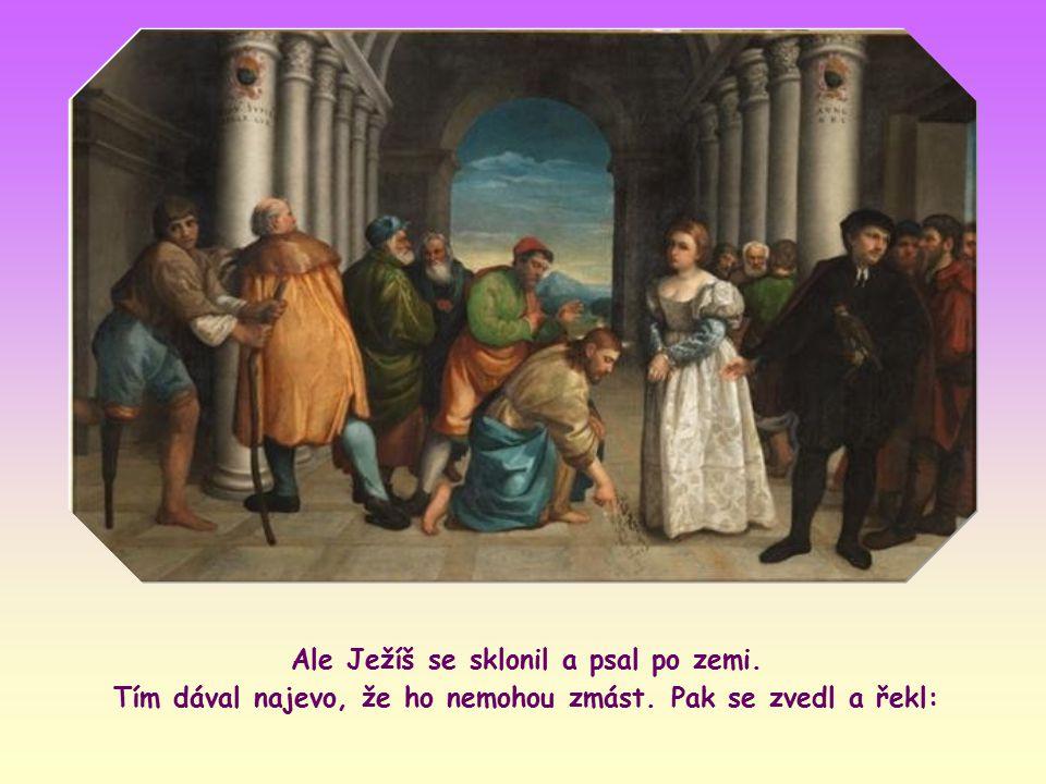 """""""Kdo z vás je bez hříchu, ať po ní hodí kamenem první! Slovo života vydává měsíčně Hnutí Fokoláre."""