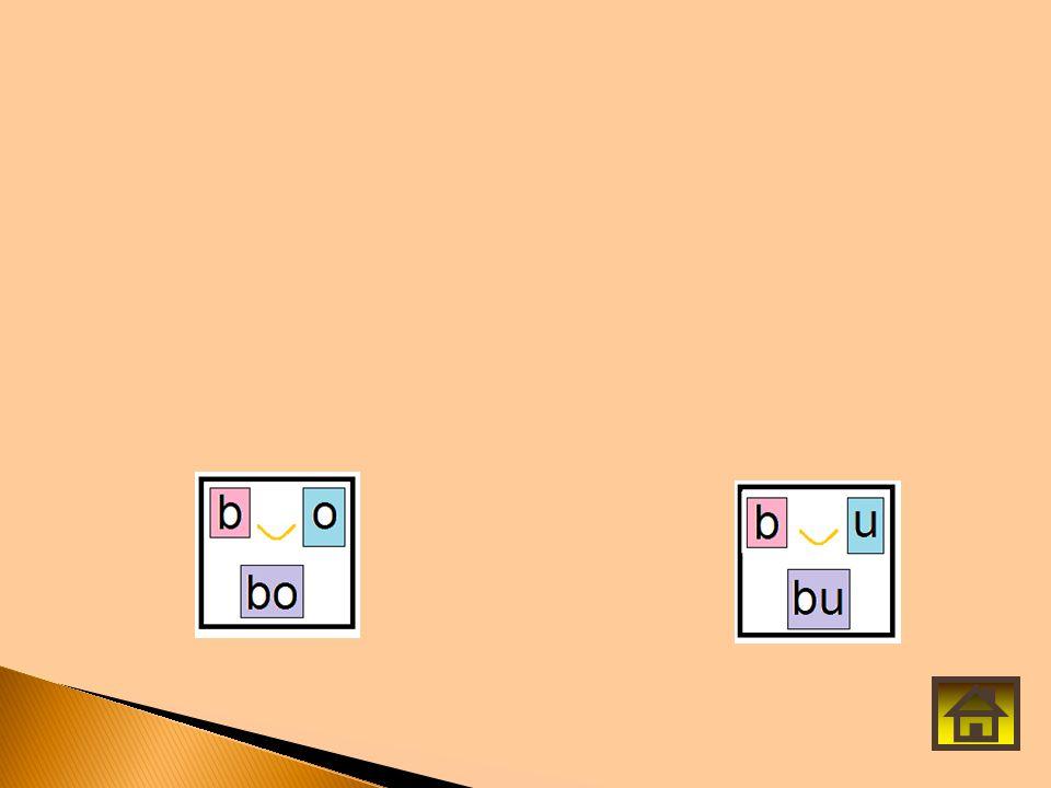 Klikněte na podlahu herny a přečtěte slabiku, která se objeví.