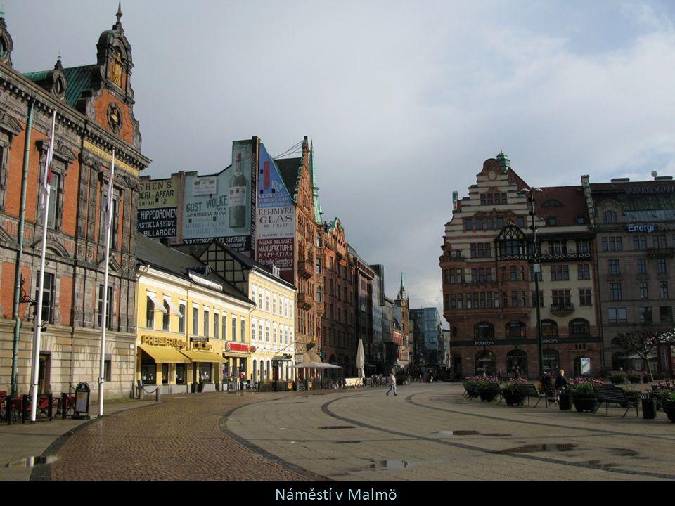 Náměstí v Malmö