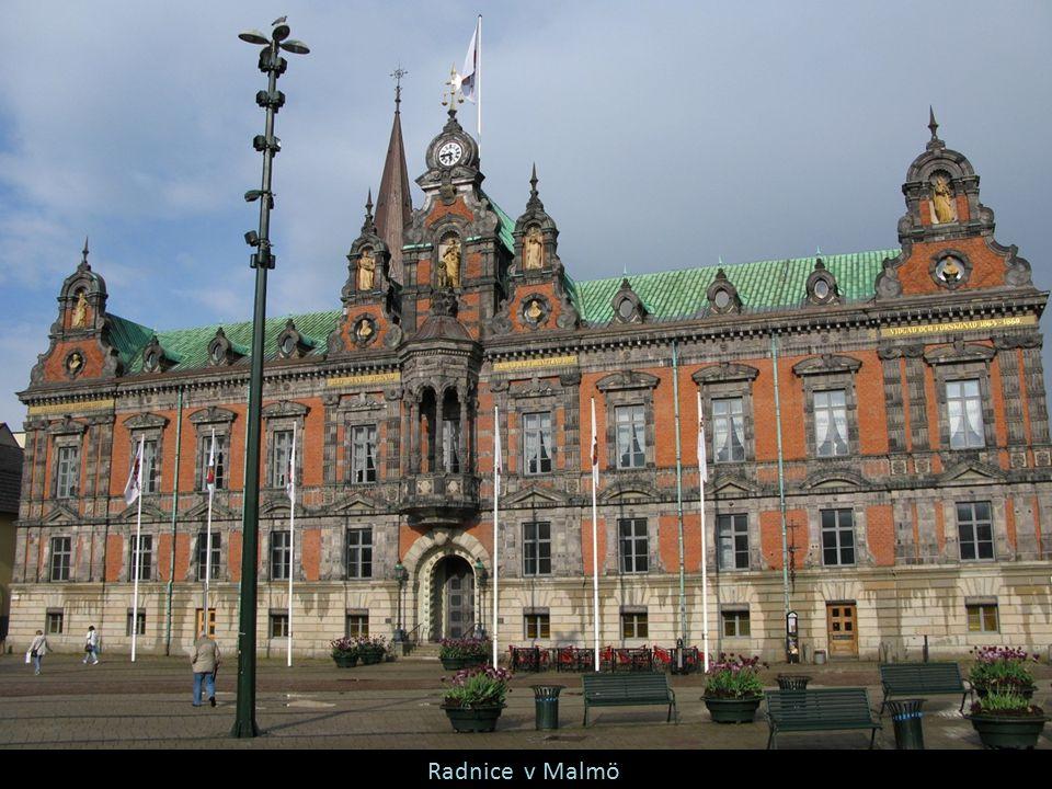 Radnice v Malmö