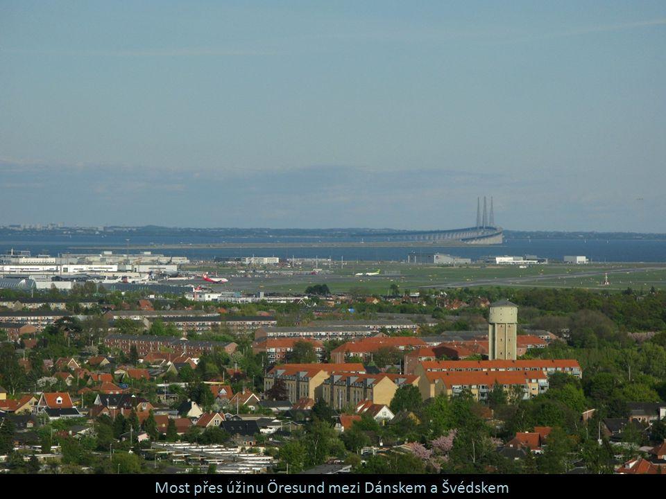 Výletní lodě v Kodani