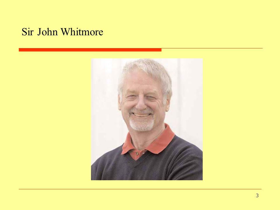 3 Sir John Whitmore