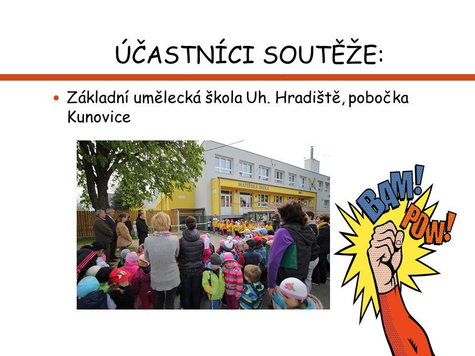 ÚČASTNÍCI SOUTĚŽE: Základní škola u Spytihněv