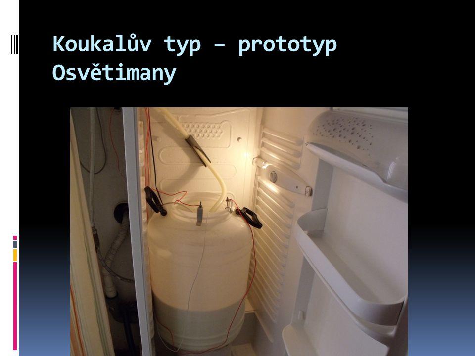 Podklady pro vydání Dokladu o registraci mléčného automatu.