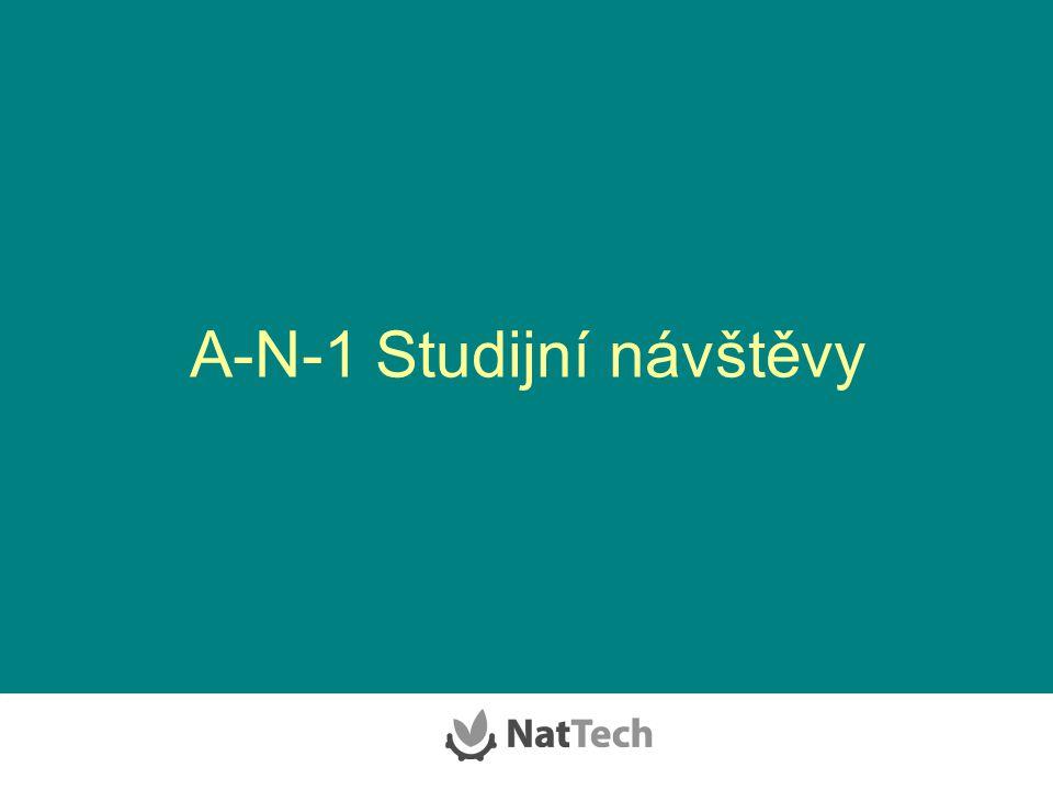 A-N-1 Studijní návštěvy