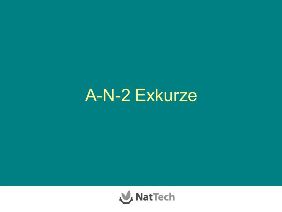 A-N-2 Exkurze