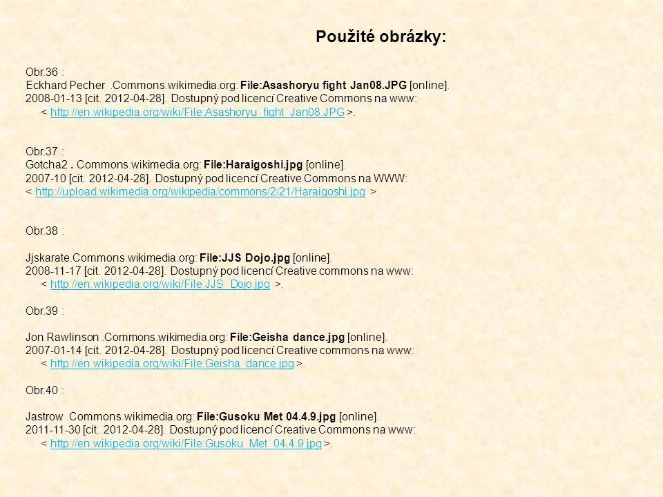 Obr.36 : Eckhard Pecher.Commons.wikimedia.org: File:Asashoryu fight Jan08.JPG [online]. 2008-01-13 [cit. 2012-04-28]. Dostupný pod licencí Creative Co