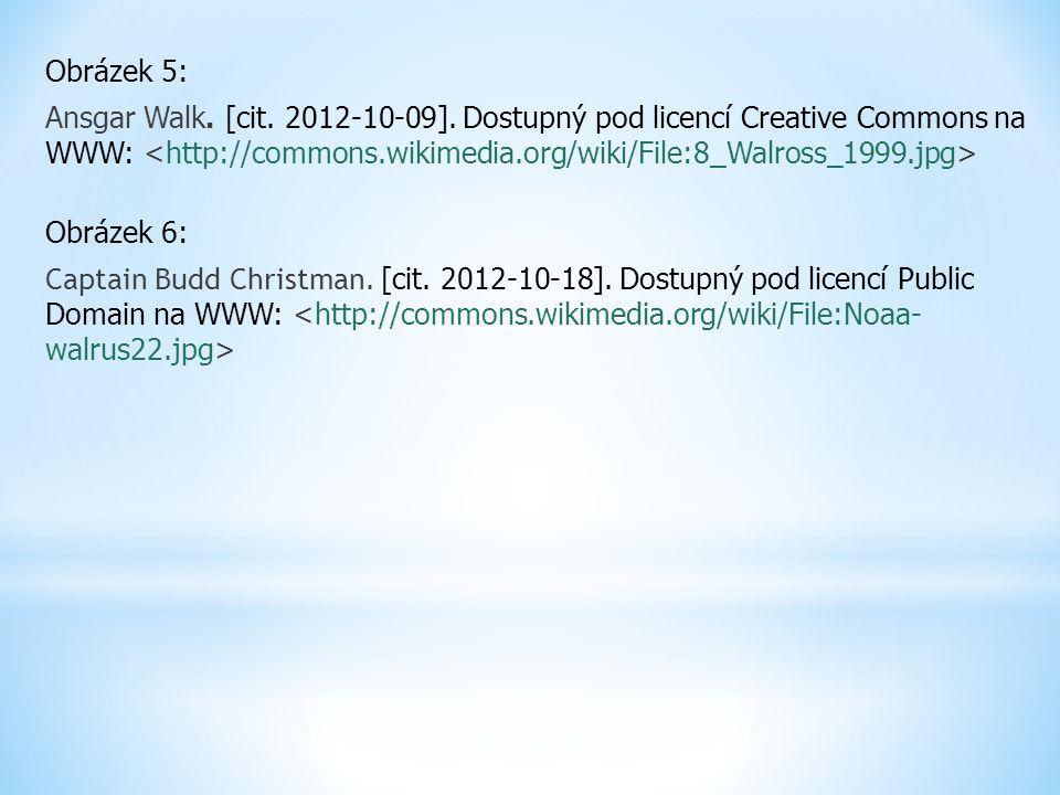Obrázek 5: Ansgar Walk. [cit. 2012-10-09]. Dostupný pod licencí Creative Commons na WWW: Obrázek 6: Captain Budd Christman. [cit. 2012-10-18]. Dostupn