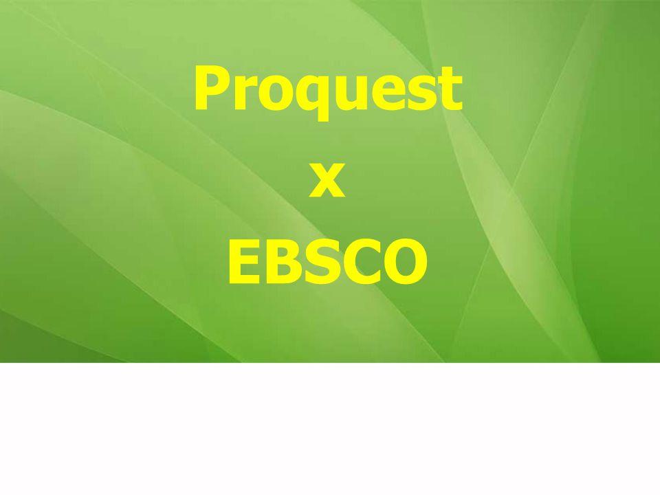 EBSCO x Proquest multioborové/univerzální/DBC ??.
