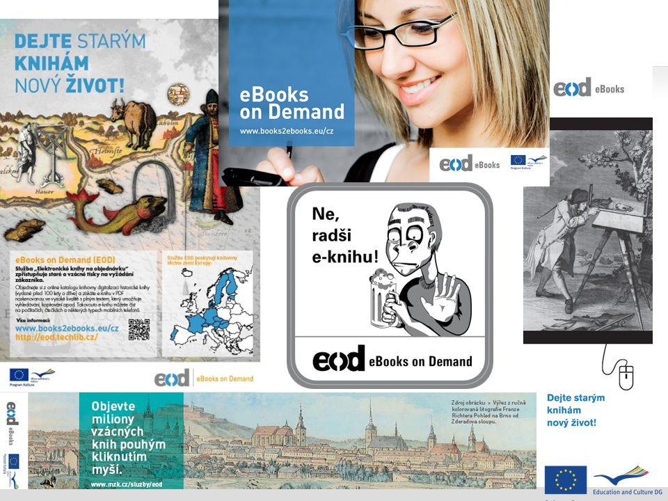 Projekt Evropská knihovní síť  Program Evropské komise Kultura 2007−2013  1.