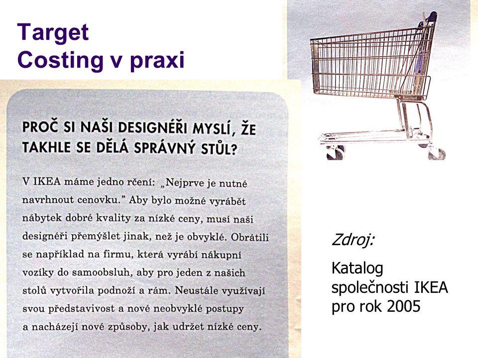Zdroj: Katalog společnosti IKEA pro rok 2005