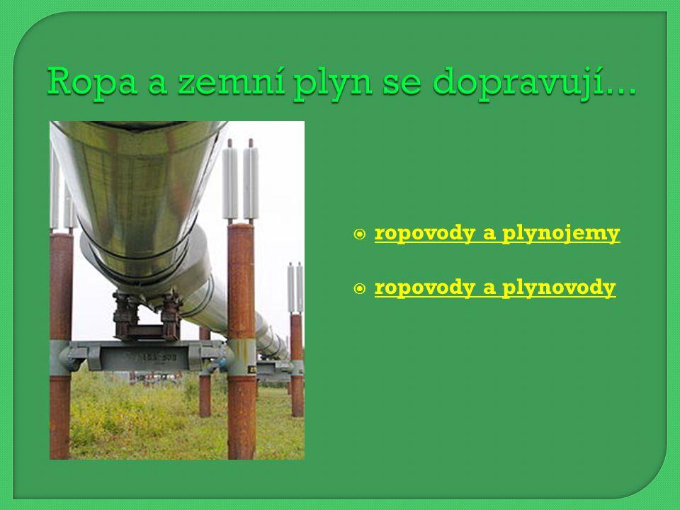  ropovody a plynojemy ropovody a plynojemy  ropovody a plynovody ropovody a plynovody