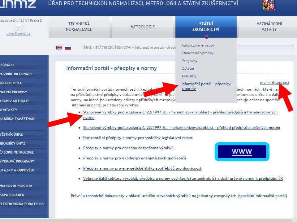 Otevírání plných znění z ČSN on-line Měsíční aktualizace