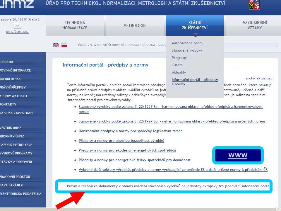 Databáze harmonizovaných norem k CPR - česky http://www.nlfnorm.cz/harmonizovane-normy
