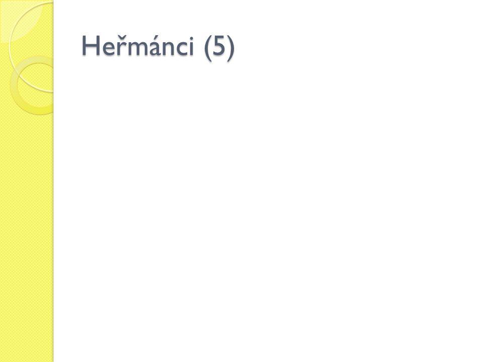 Heřmánci (5)