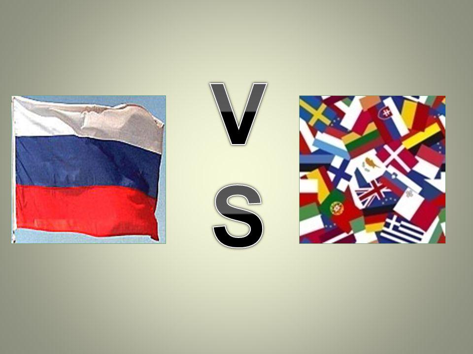 Celorepubliková soutěž cesta do Lucemburku a Belgie Proč téma Rusko vs Evropa.