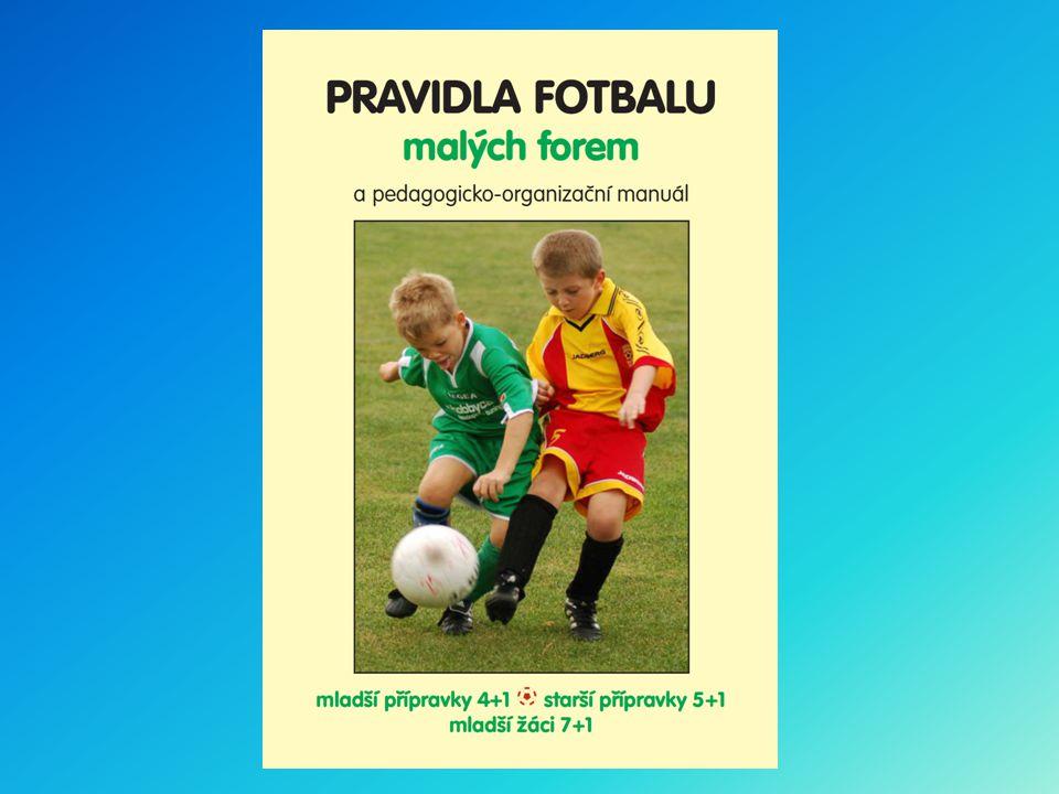 Cílem je: Učit děti hrát fotbal tím nejlepším způsobem tím, že jej budou hrát v podmínkách odpovídajících jejich postupně se měnícím tělesným a psychickým možnostem.