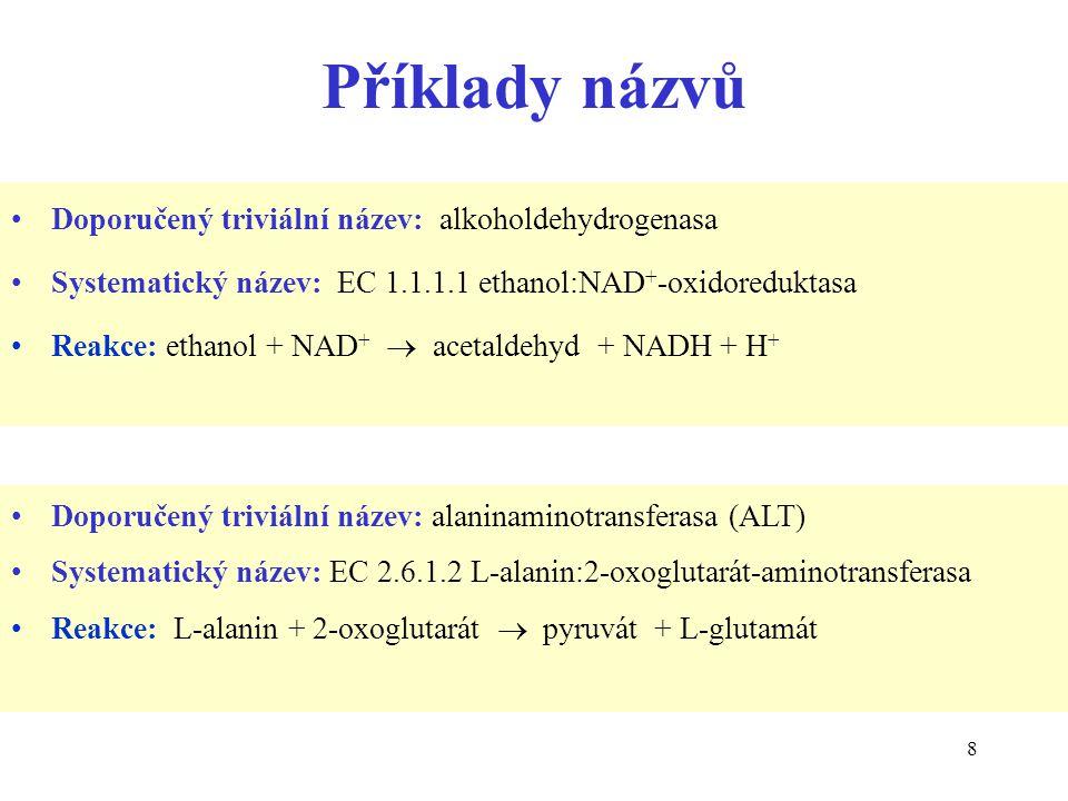 79 optický test LD Laktát + NAD Pyruvát +NADH+ H při reakci klesá absorbance  A  t Princip měření aktivity laktátdehydrogenasy LD