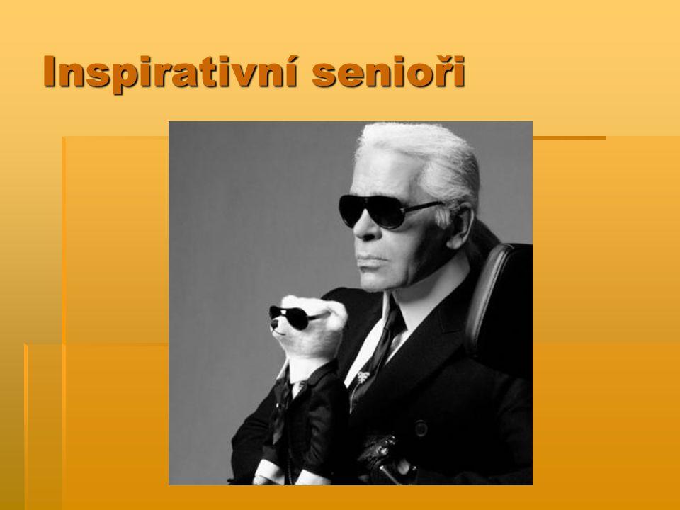 Inspirativní senioři