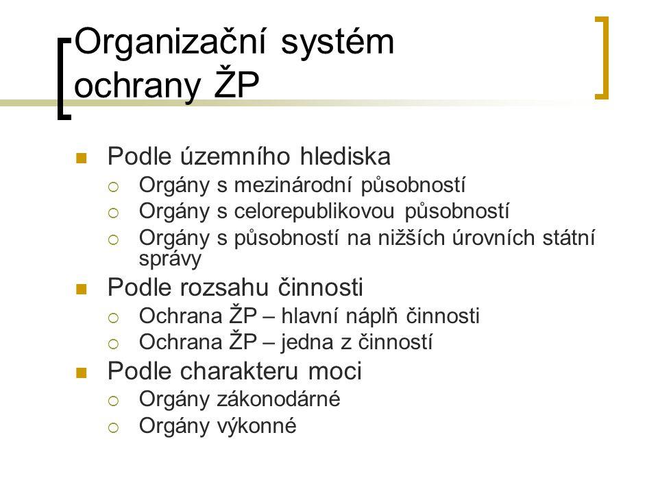 Politika životního prostředí EU Ustanovení čl.