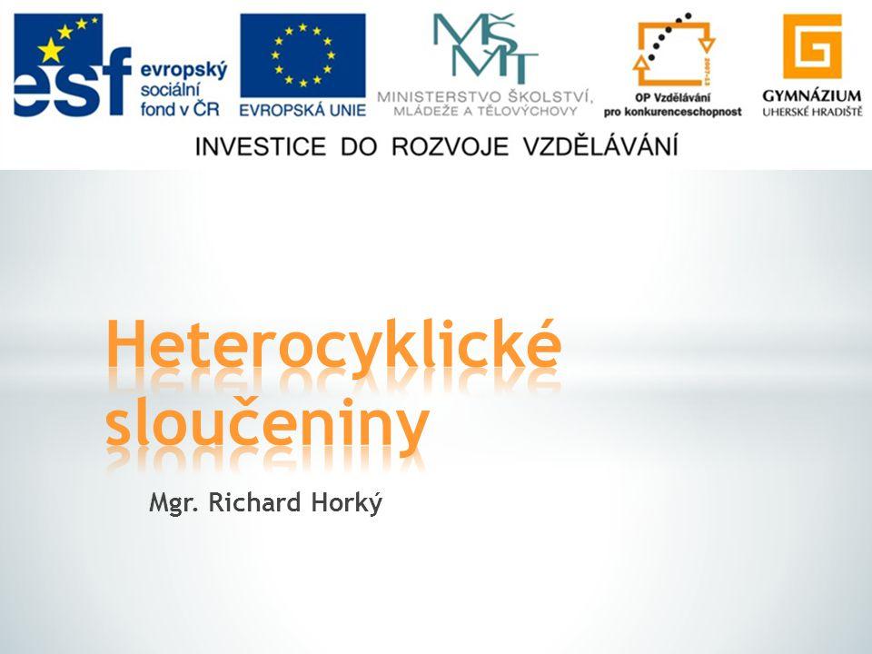 Mgr. Richard Horký