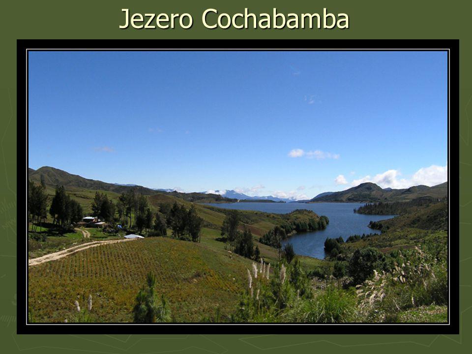 Jezero Cochabamba