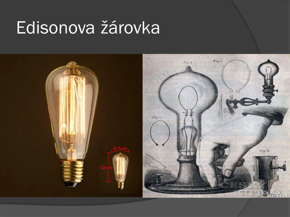 Edisonova žárovka