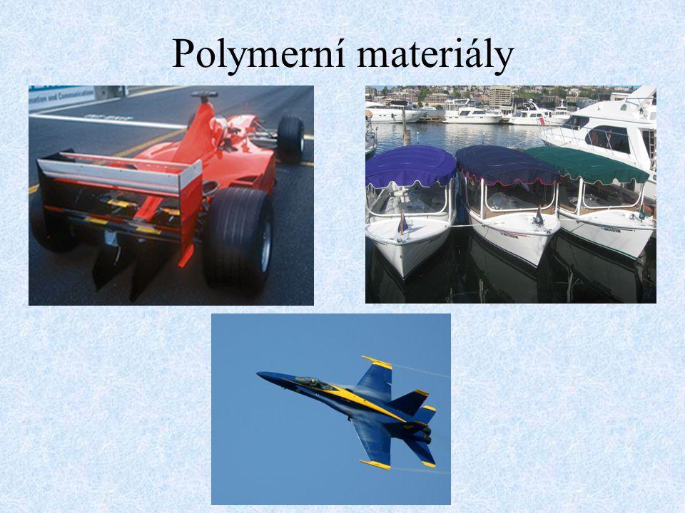 molekulární struktura tvar makromolekul střední molární hmotnost krystalinita přechodové teploty polarita polymerů základní fyzikální vlastnosti hořlavost polymerů