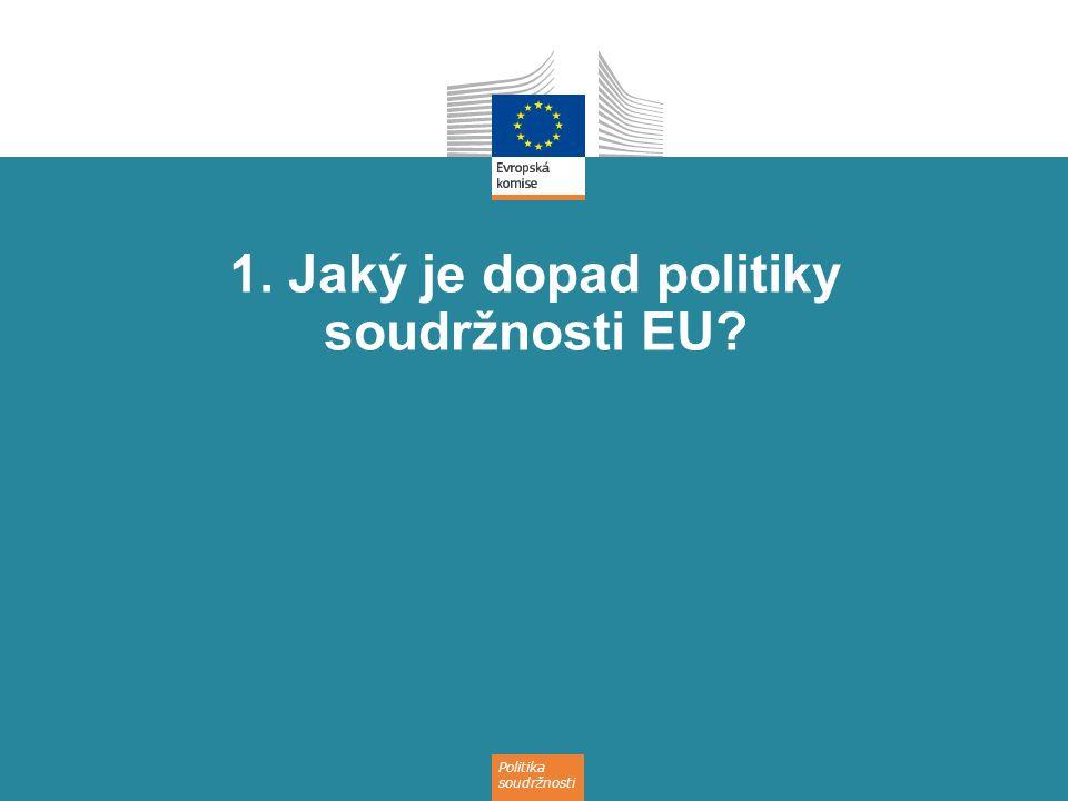 4 V rámci Evropské politiky soudržnosti je investováno do … Dopravy Obnovitelných zdrojů energie Výzkumu a inovace Školení Spolupráce regionů Úspory energií Podpory malých a středních podniků