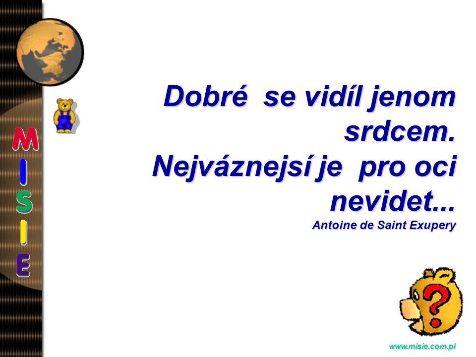 Prezentacja EwaB. www.misie.com.pl Prítel to je nejvetsí poklad v zivote... przysłowie rzymskie