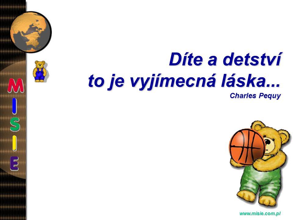 Prezentacja EwaB. www.misie.com.pl Kdo hledá prítele bez vady, zustane bez prítele...