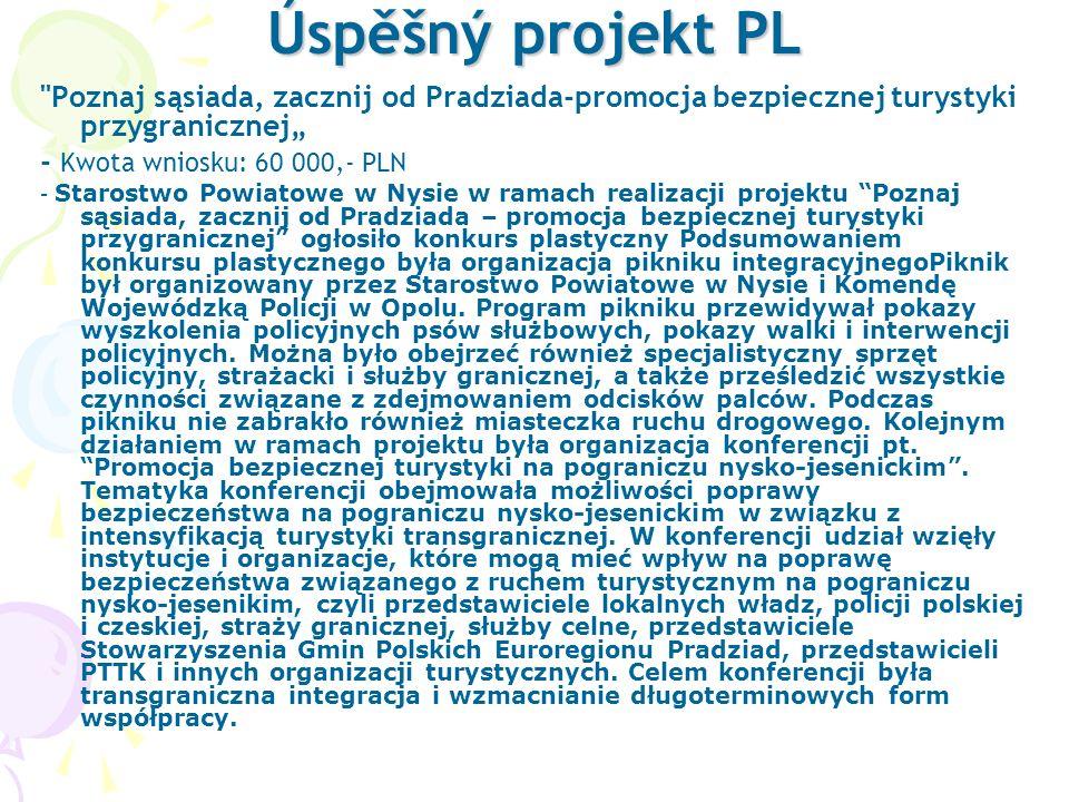 Úspěšný projekt PL