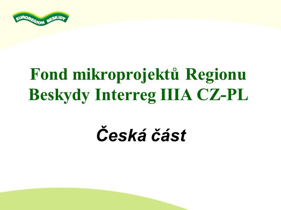 Česká část 1.